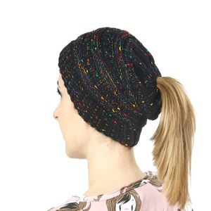 Unisex  knit warm beanie perfect for cold weather